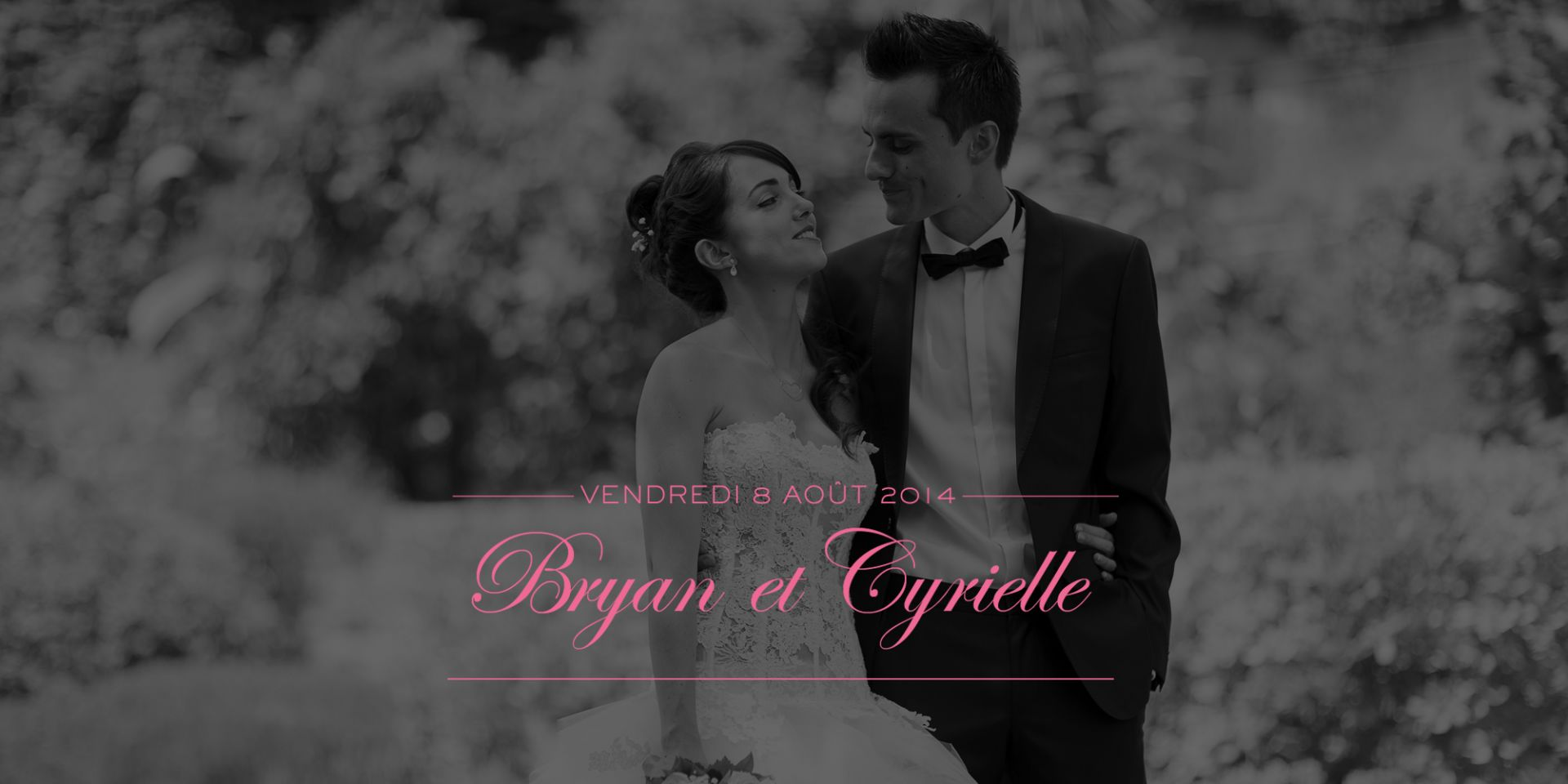 Bryan et Cyrielle