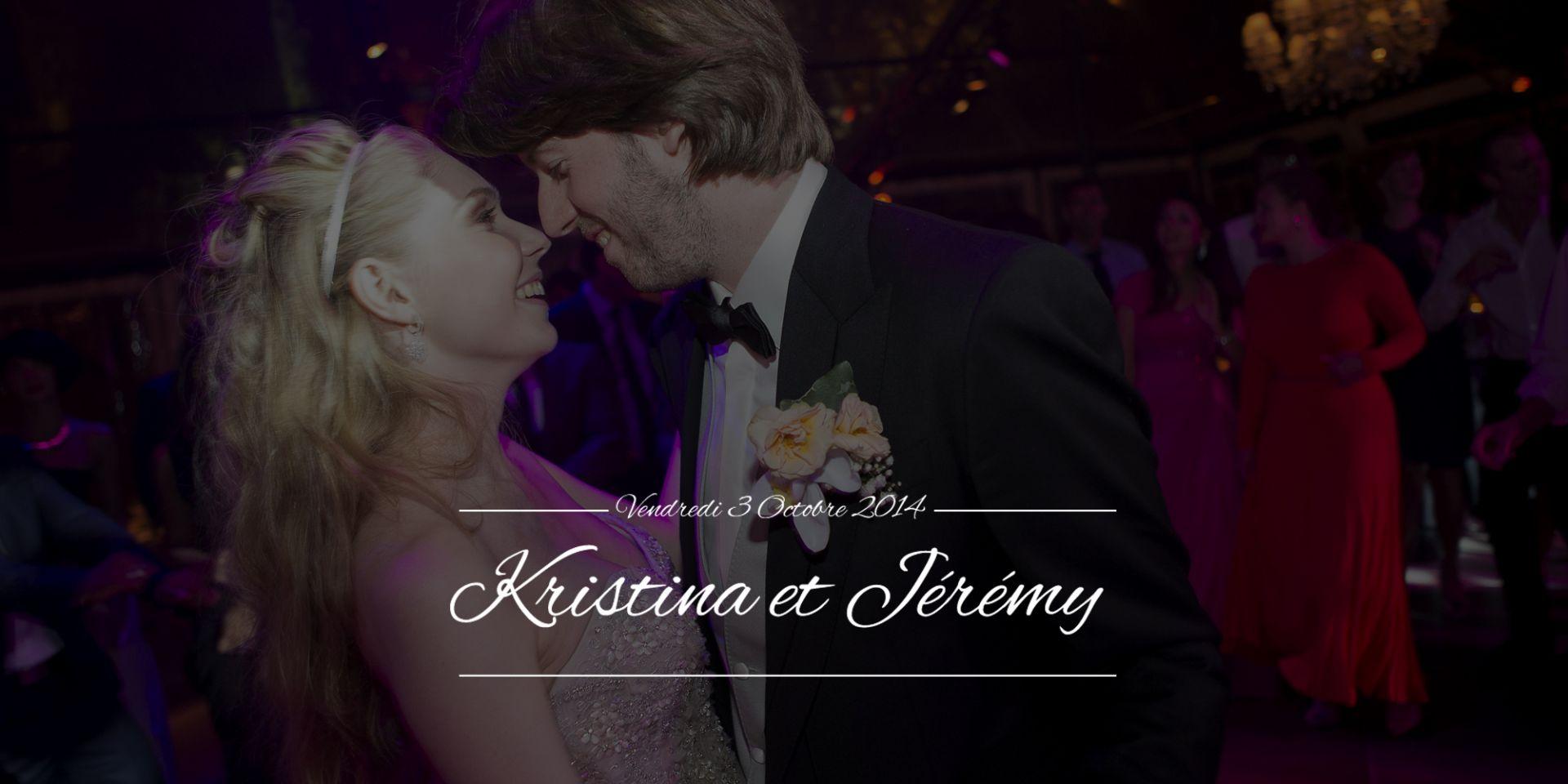 Kristina et jeremy