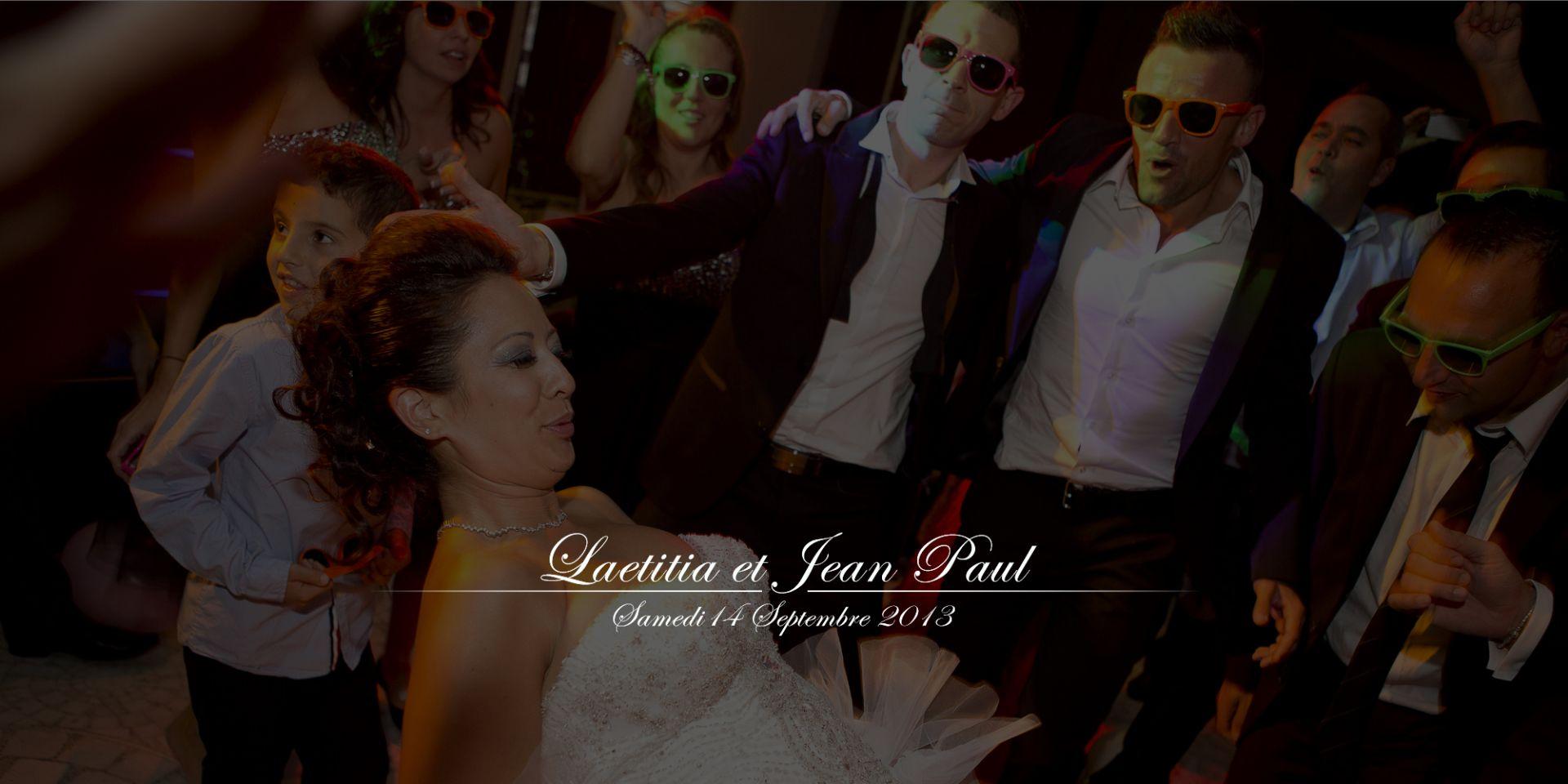Laetitia et Jean-paul