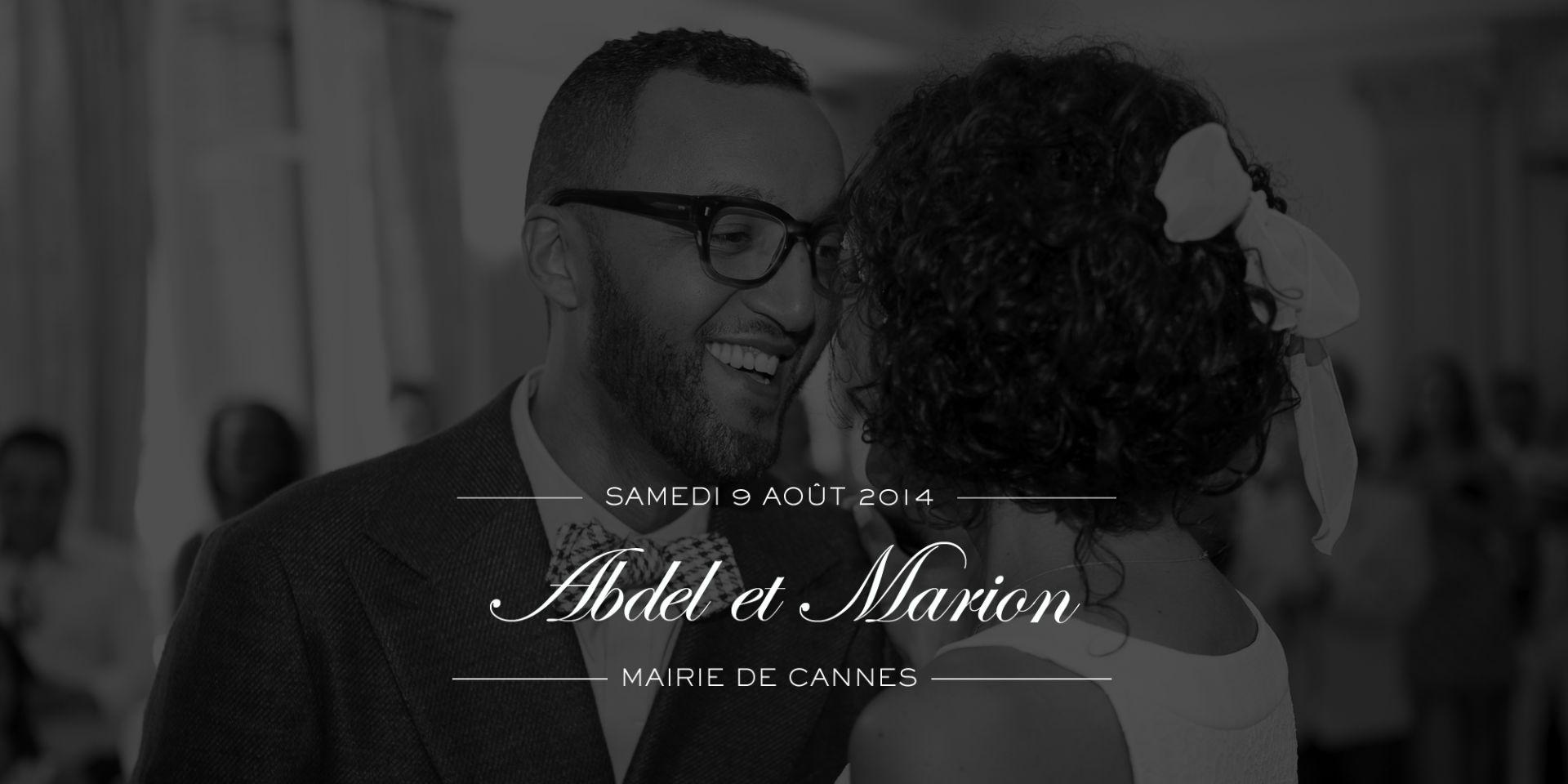 Abdel et Marion